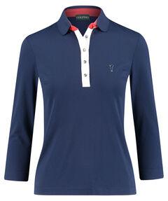 Damen Golf-Poloshirt 3/4-Arm