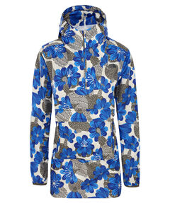 "Damen Windjacke ""Printed Fanorak"""