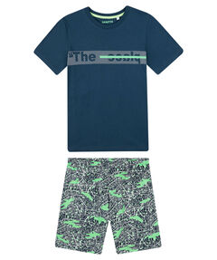 Jungen Pyjama zweiteilig