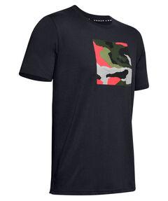 """Herren T-Shirt """"Unstoppable Camo TEE-BLK"""""""