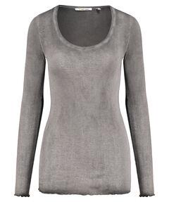 "Damen Shirt ""New Vintage Crew Longsleeve"" Langarm"
