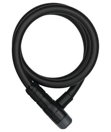 "ABUS - Fahrrad Kabelschloss ""Racer 6415K"" - 15 mm Spiral-Key mit Halter"