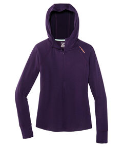 "Damen Laufshirt ""Notch Thermal Hoodie"" Langarm"