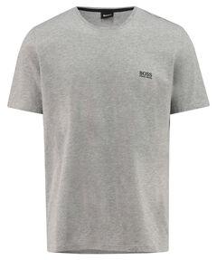 Herren Pyjama-Shirt Kurzarm