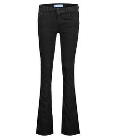 """Damen Jeans """"B(Air) Black"""""""