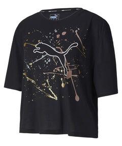 "Damen Trainingsshirt ""Metal Splash Graphic Tee"""