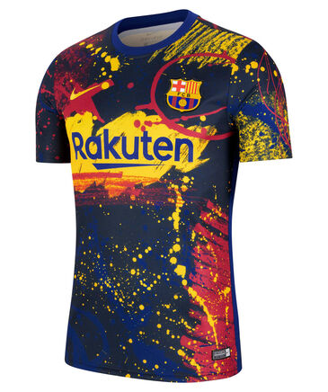 "Nike - Herren Fußballshirt ""FC Barcelona"" Kurzarm"
