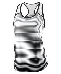 "Damen Tennis Tanktop ""Team Striped Tank"""