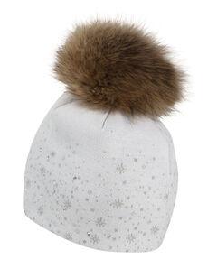 "Damen Mütze ""Rana Fur Crystal"""