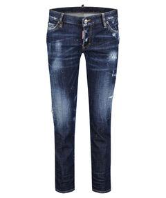 "Damen Jeans ""Jennifer Cropped"" verkürzt"