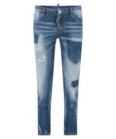 """Damen Jeans """"Hockney Jeans"""" Boyfriend Fit lang"""