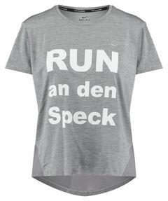 """Damen Lauf-Tanktop """"Run an den Speck"""""""