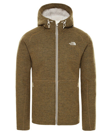 "The North Face - Herren Fleecejacke ""Zermatt Full Zip Hoodie"""