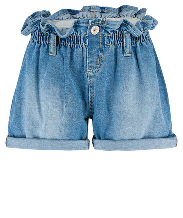 Blue Effect - Mädchen Jeans-Shorts Mom Fit