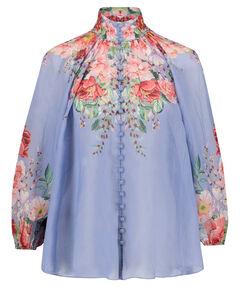 "Damen Bluse ""Bellitude Floral Blouse"" Langarm"