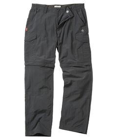 "Herren Outdoor-Hose / Zipp-Off-Hose ""NosiLife Convertible Trousers"" mit Insektenschutz"
