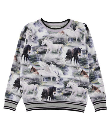"""Molo - Mädchen Sweatshirt """"Reawyn"""""""