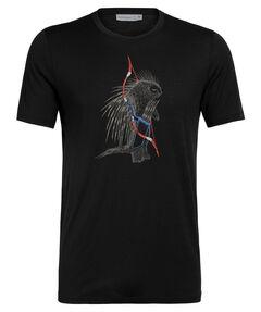 """Herren T-Shirt """"Tech Lite Short Sleeve Crewe Quill"""""""