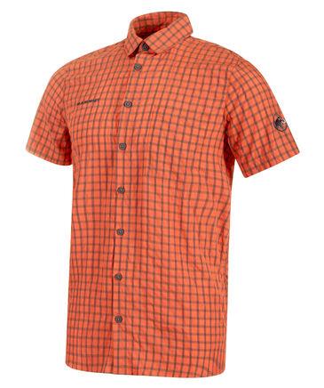 "Mammut - Herren Outdoor-Hemd ""Leinni"" Kurzarm"