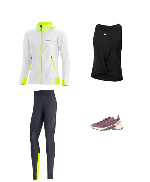 Outfit - Reflective Run