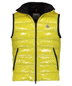 "Herren Daunenweste ""Lappe Glossy Vest with Hoodie"""