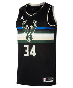 "Herren Basketballtrikot ""Giannis Antetokounmpo Milwaukee Bucks Statement Edition 2020"""