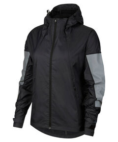 "Damen Laufjacke mit Kapuze ""Run Division Flash Hooded Jacket"""
