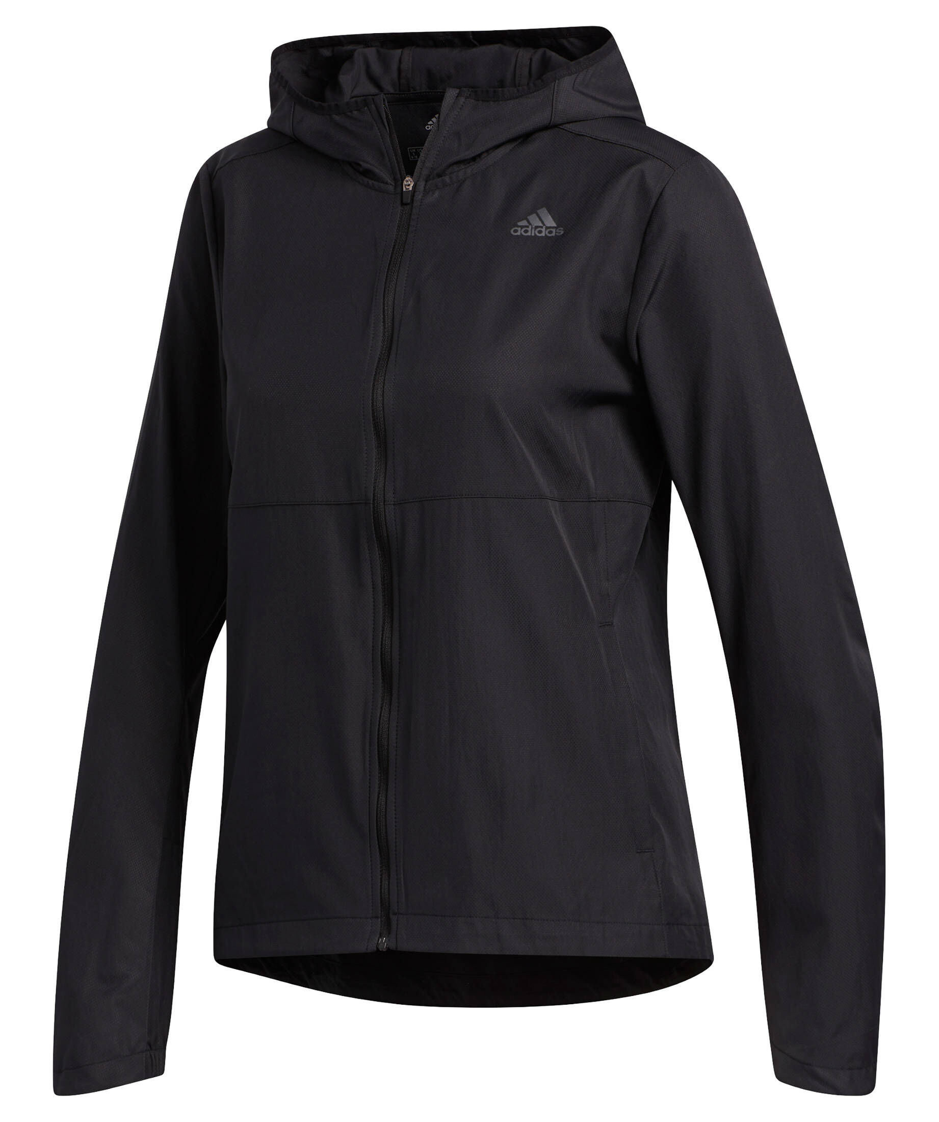 Adidas Performance Laufjacke »own The Run Jacket« Weiß