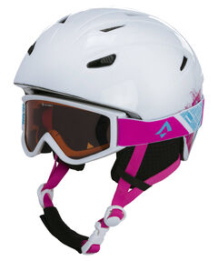 "Kinder Skihelm ""Pulse HS-016"" mit Skibrille ""Freeze 2"""