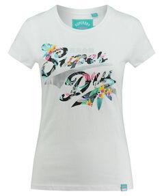 """Damen T-Shirt """"Stacker Infill Entry"""""""