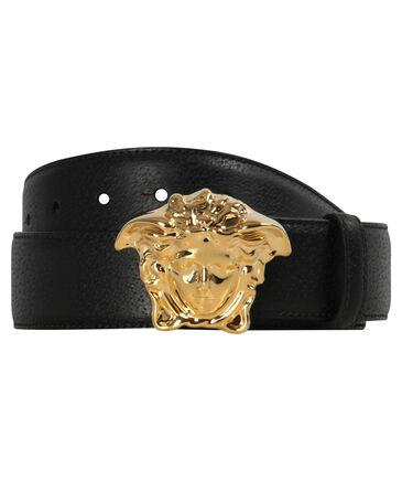 Versace - Herren Ledergürtel