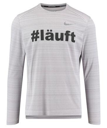 "Nike - Herren Laufshirt ""Dry Miler"" Langarm"