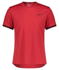 """Herren Tennisshirt """"Dry Top Team NFS"""" Slim Fit Kurzarm"""