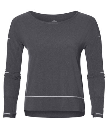 "Asics - Damen Laufshirt ""Liteshow Cover Up"" Langarm"