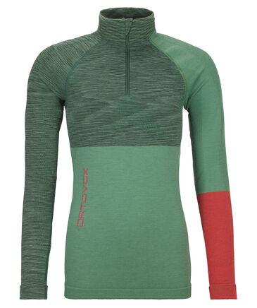 "Ortovox - Damen Bergshirt ""230 Competition Zip Neck W"" Langarm"