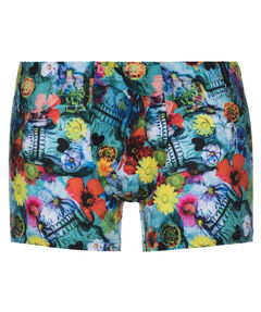 "Herren Retropants ""Flower Skull"""