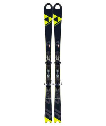 "Fischer - Kinder Skier ""RC4 Worldcup SL JR. Curv Booster"" inkl. Bindung ""RC4 Z11 FF"""
