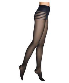 "Damen Shaping-Strumpfhose ""Tights Translucent 20 Stripe"""