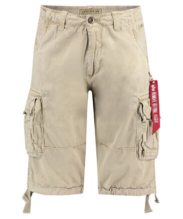 "Alpha Industries - Herren Bermudas ""Jet Short"""