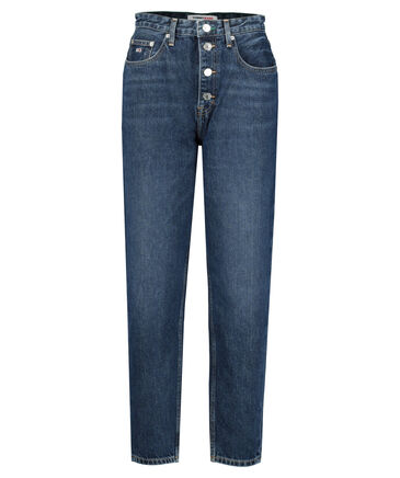 Tommy Jeans - Damen Mom Jeans Tapered Fit