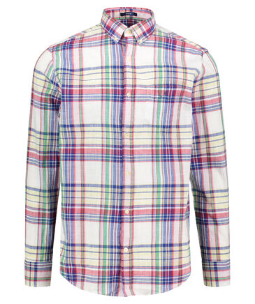 Gant - Herren Hemd Regular Fit Langarm