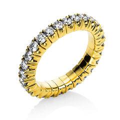 Damen Ring - Memoire voll