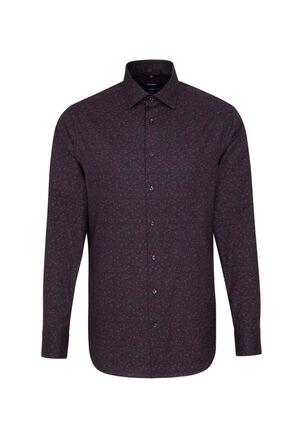 Seidensticker - Herren Hemd Tailored Fit Langarm