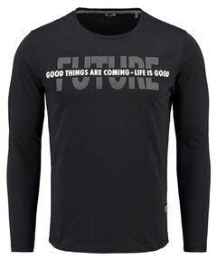 "Herren Shirt Langarm ""MLS Future"""