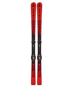 "Skier Set ""Redster S9"" + ""X 12 GW Red"""