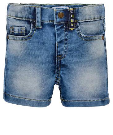 Mayoral Making Friends - Jungen Baby Jeans-Bermudas
