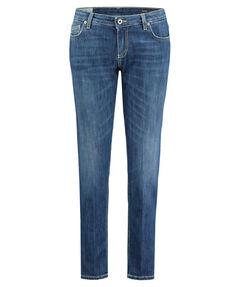 "Damen Jeans ""Bakony"" Slim Fit verkürzt"