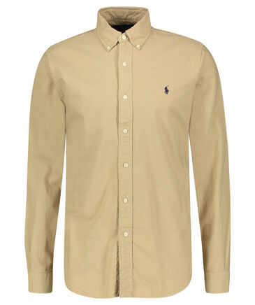 Polo Ralph Lauren - Herren Hemd Modern Fit Langarm