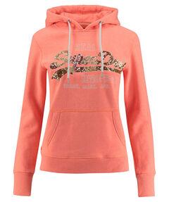 "Damen Sweatshirt mit Kapuze ""Carnival Sequin Entry"""