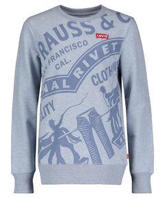 """Jungen Sweatshirt """"Oversized Two Horse Crewneck"""""""